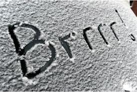 snow brrrr