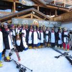 Ski holiday offers group ski